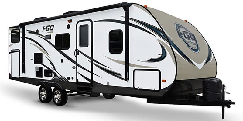 I-Go travel travel trailers