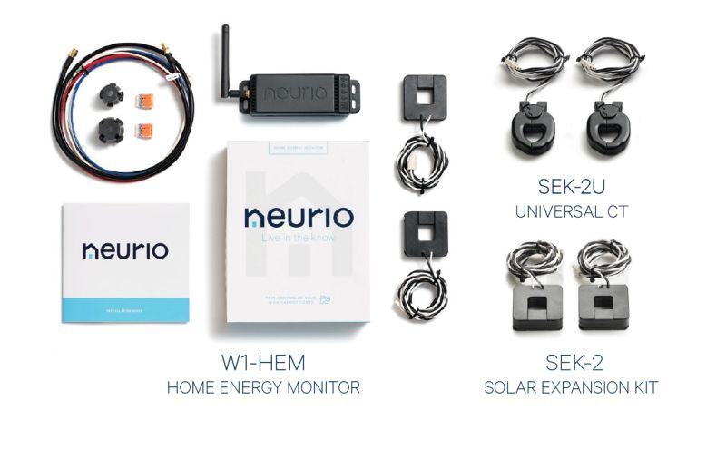 Neurio Energy Monitors
