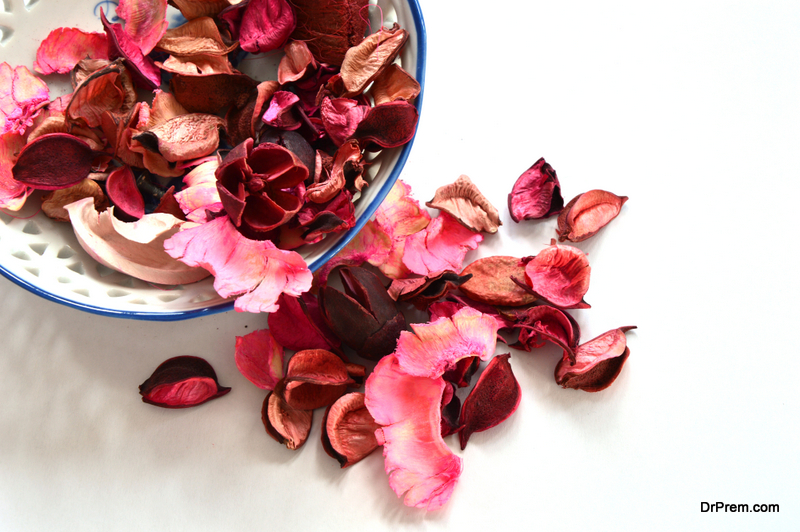 Make potpourri