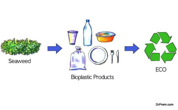 bio-plastic material