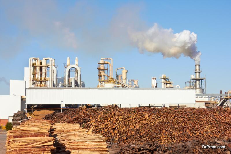 pulp industry