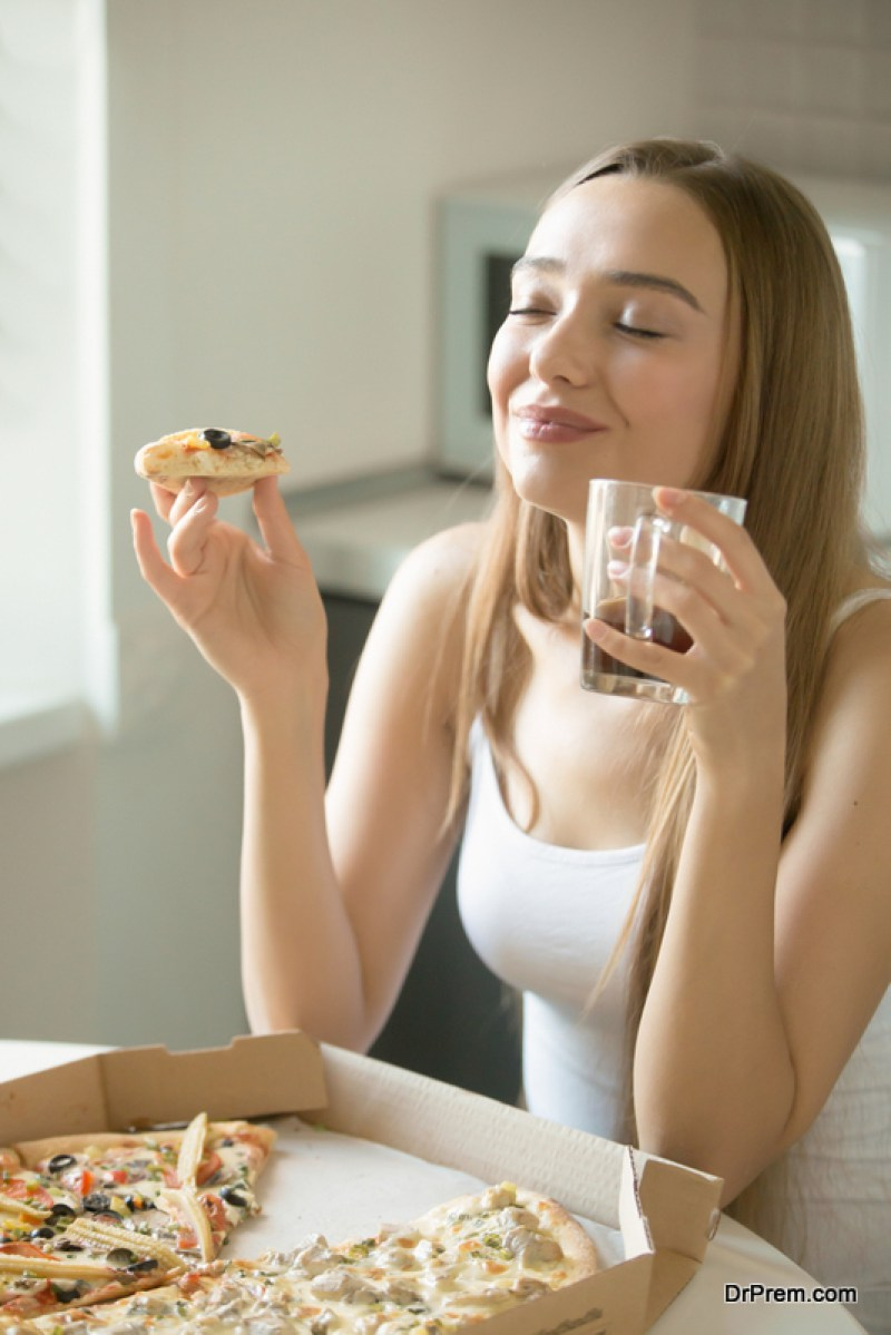 incorrect food habits