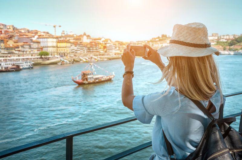 Environmentally Conscious Tourist