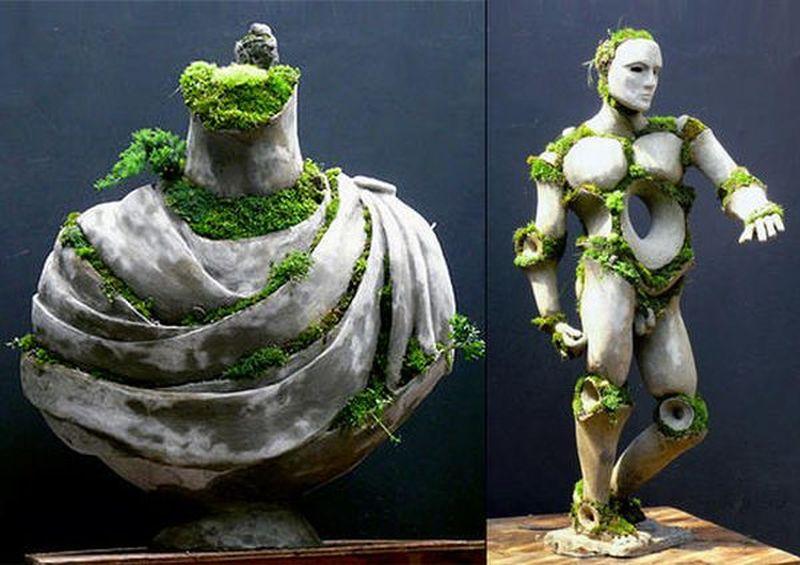Terraform Sculpture
