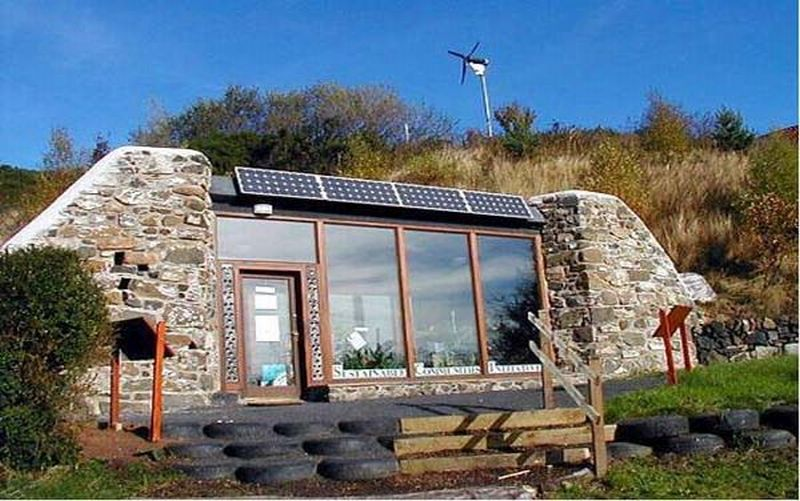 Best of Eco-friendly homes built with recycled material