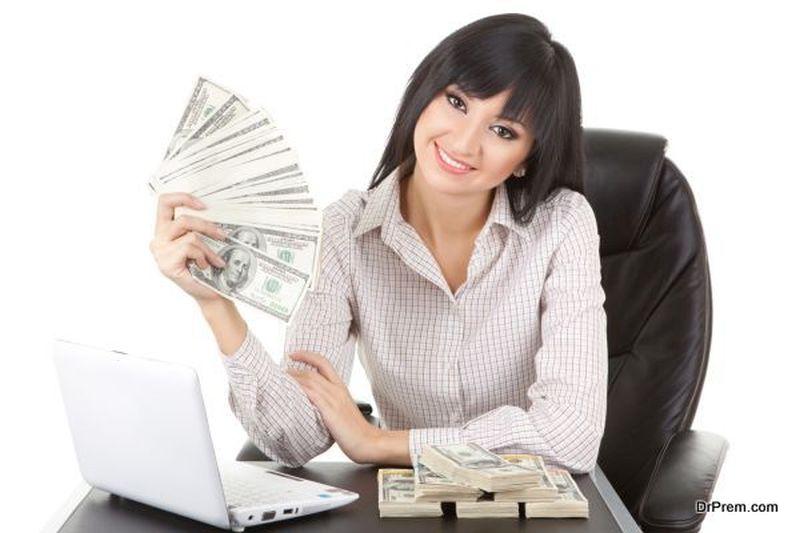Arranging the finances