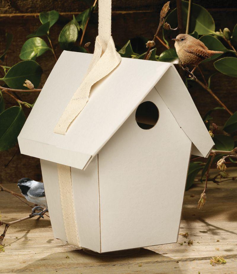 Dave Allen bird house
