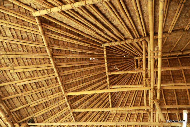 Best bamboo hut designs