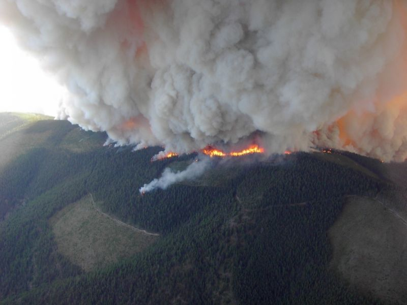 The Manitoba Fires