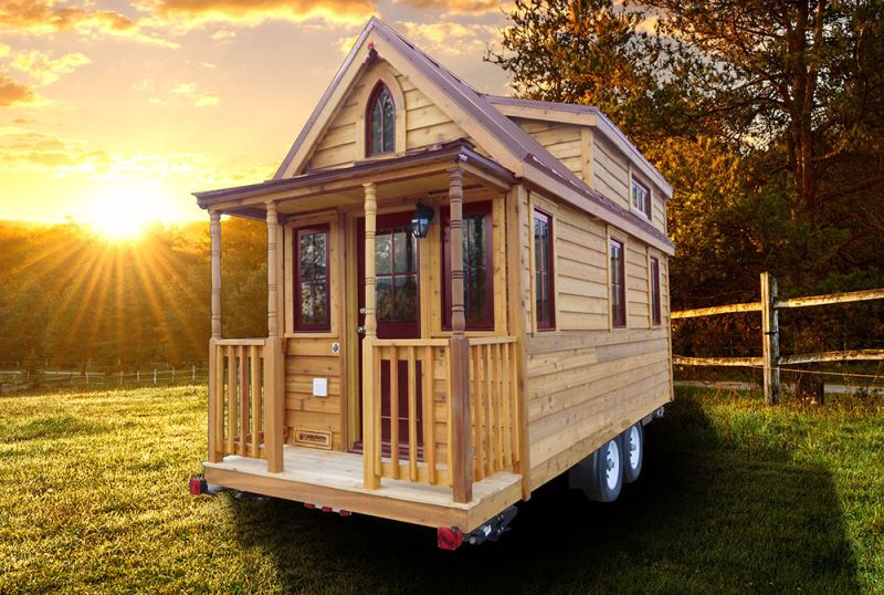 Tiny Houses by Tumbleweed