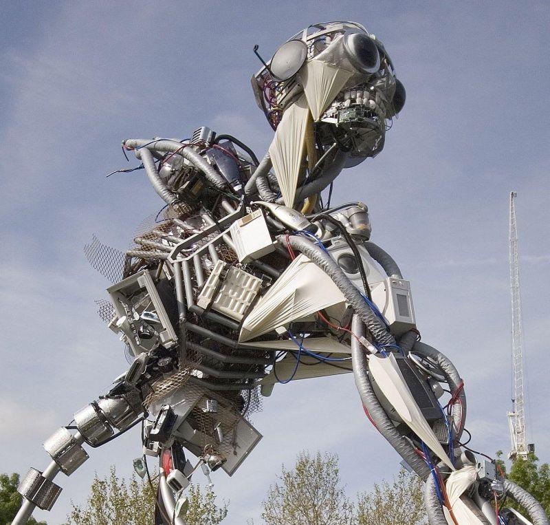 WEEE Man Designed by Paul Bonomini
