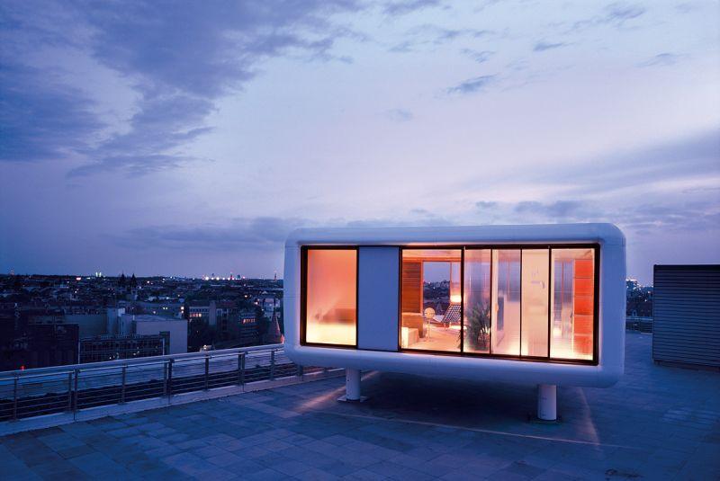 Werner Aisslinger's Loft Cube