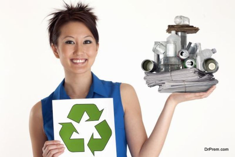 Enable ease of recycling