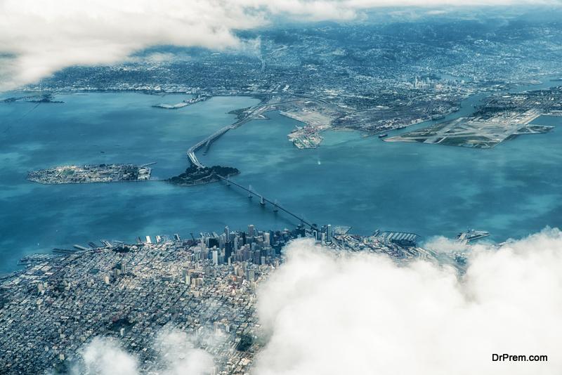 Treasure Island, San Francisco, California