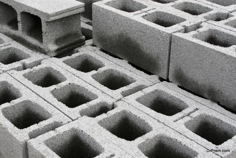 eco-friendly concrete