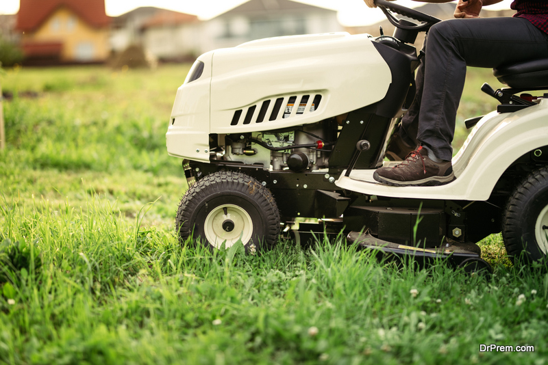 New Compact Tractor