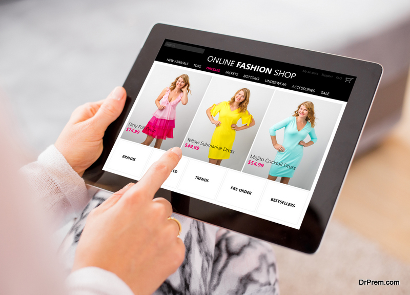 Online Dresses Can Be Less Impacting