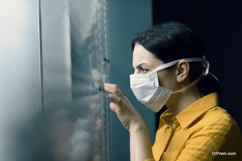 under quarantine