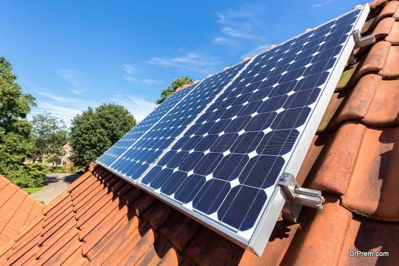 home-solar-panel
