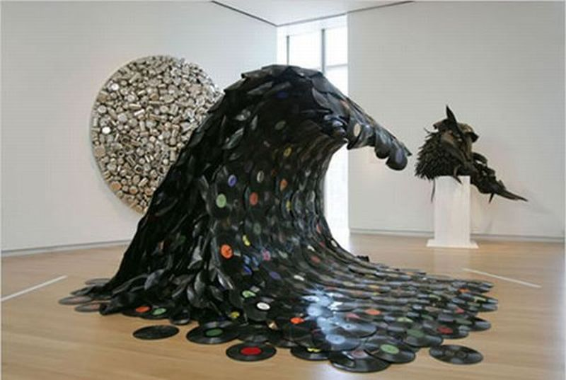 Wave of Recorded Waste