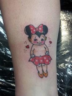 Kewpie Minnie