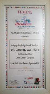 FEMINA Award GDC