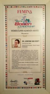 FEMINA Award Leontine