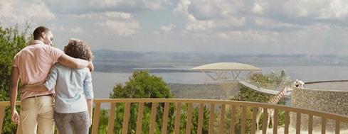 Safari resort experience
