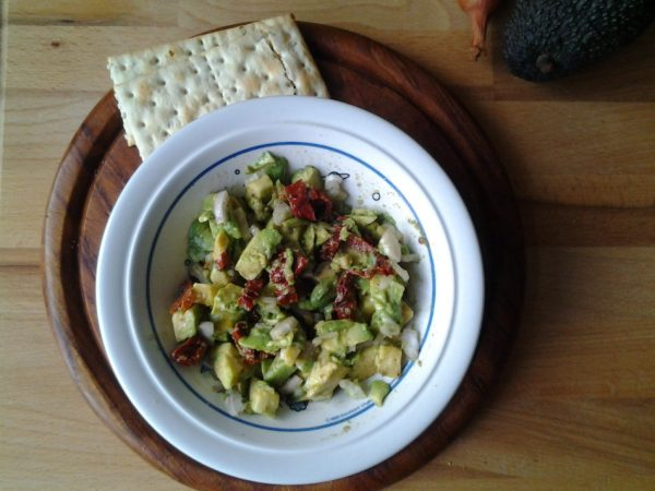 Avocado salade