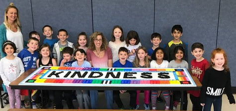 Parkway ES showing some KINDNESS