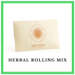 Holy Roly Herbal Rolling Mix