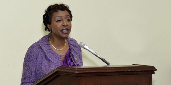 Congresswoman Yvette Clarke (D-NY)