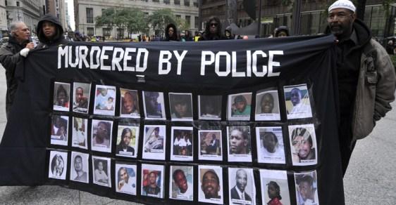 demonstratorsshowmurderedbypolicesign