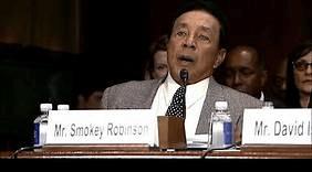 congressionaltestimony-smokeyrobinson