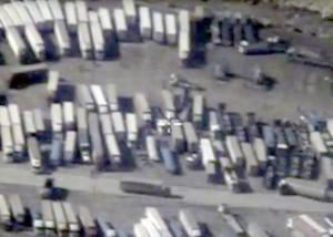 ISIS Oil Crossing Turkey's Border