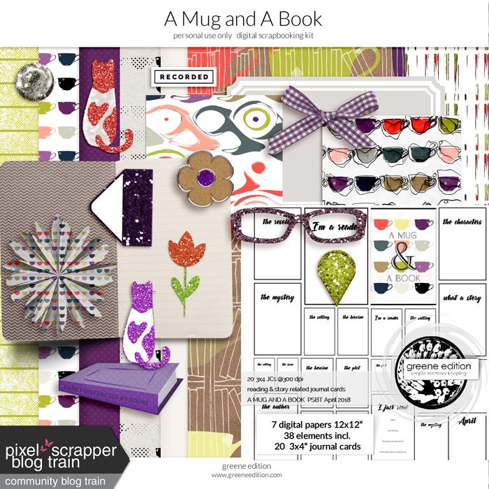 gree e edition - simple memory keeping - freebie - free digital scrapbooking kit - digital scrapbooking kit