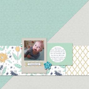 Layout by greeneEdition_Kayl Turesson, Cozy Kitchen