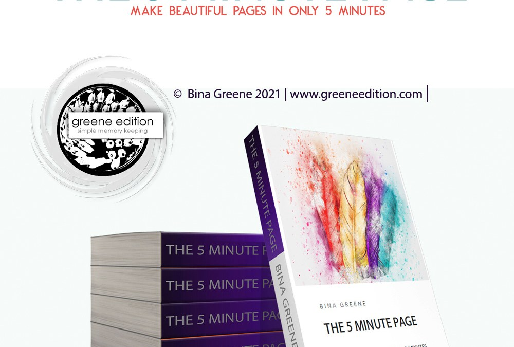 The 5 Minute Page eBook
