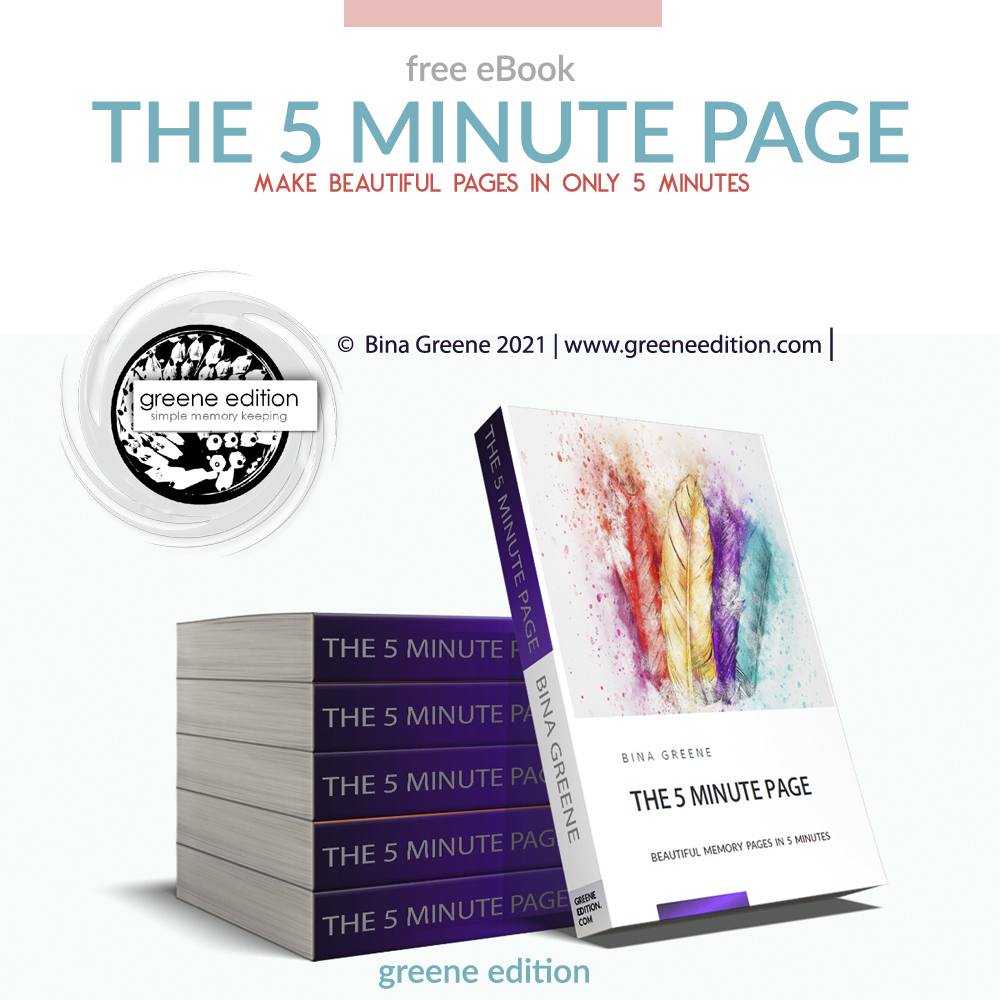 The 5 Minute Page