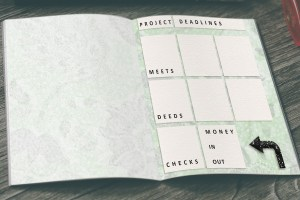 "greene edition - 6x8"" Planner Page Templates"