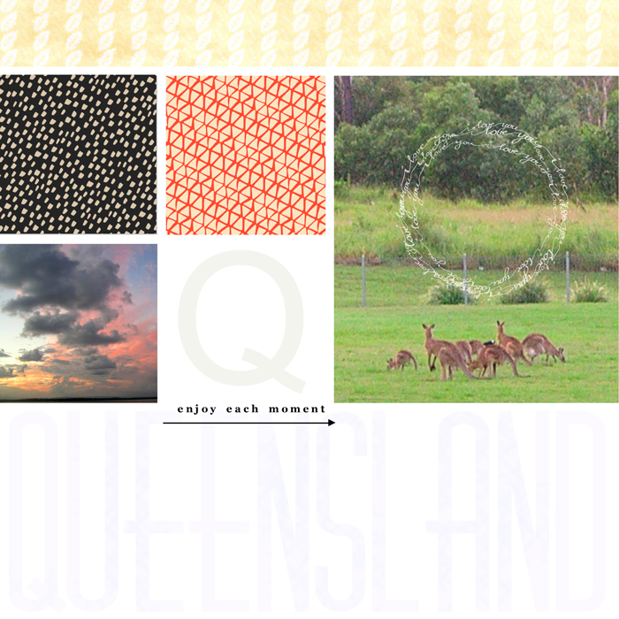 greene edition- layout by bina greene - enjoy each moment - free kit - psbt feb 2018 - Enjoy Each Moment Free Scrapbooking Kit