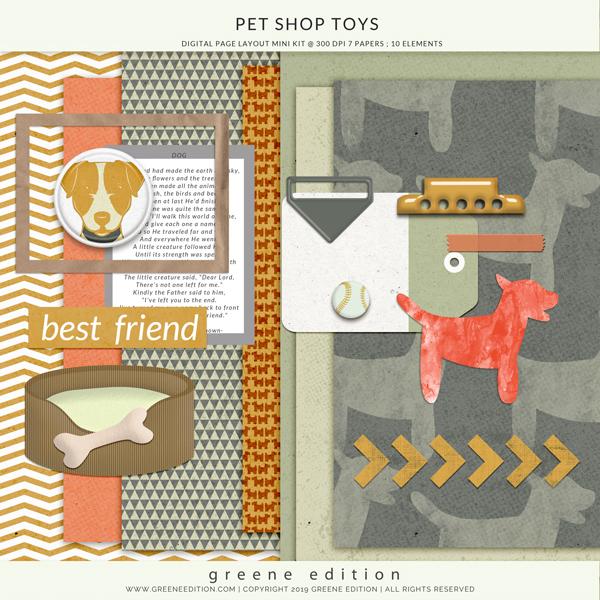 Pet Shop Toys Freebie