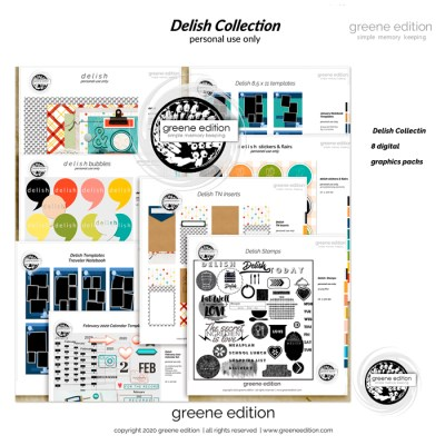 delish collection