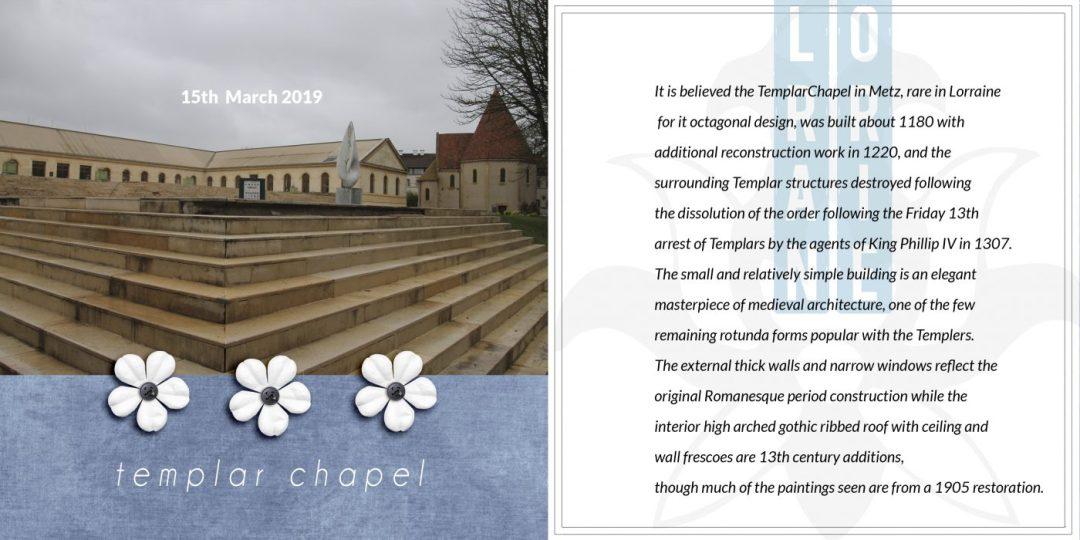 metz templar chapel