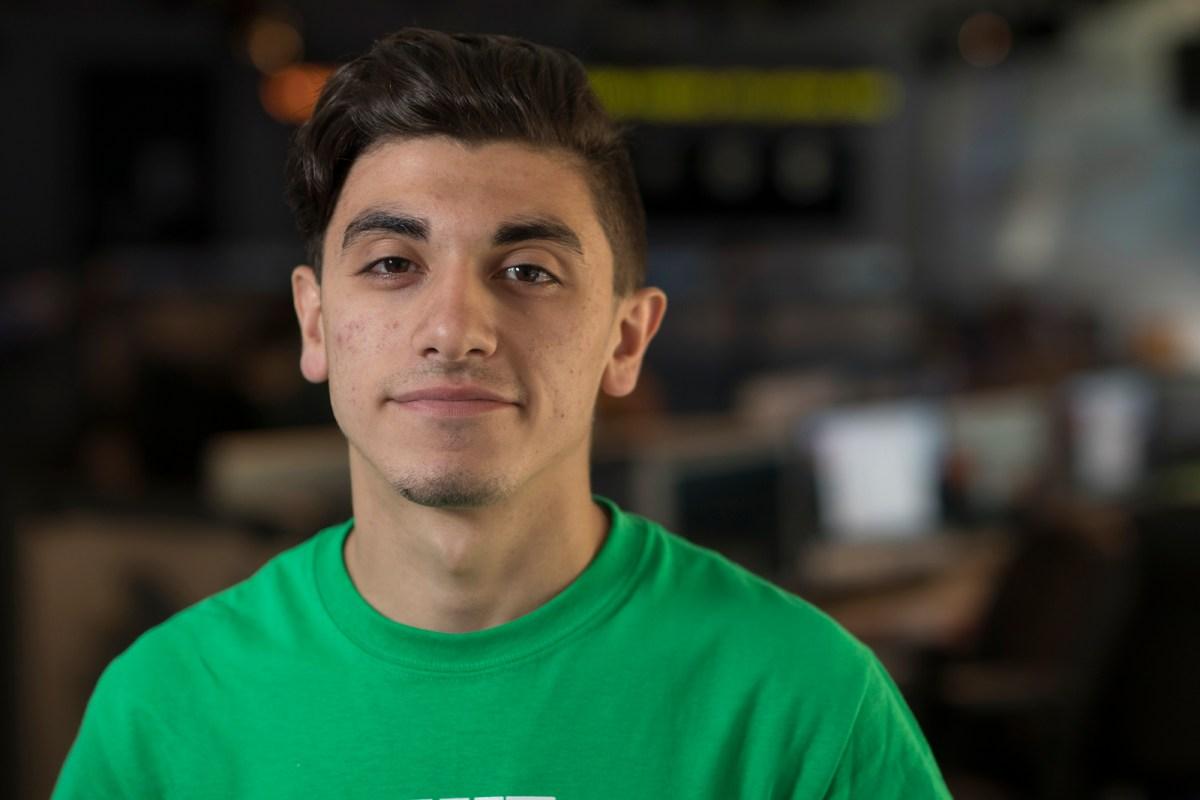 Jonathon Cerini: Gratitude for journalism debut