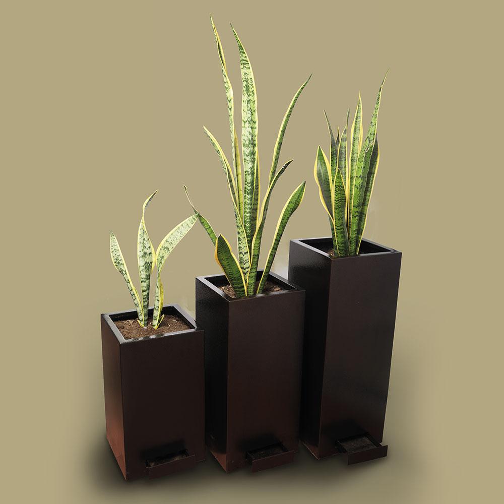 planters boxes rect box greenergy planter rectangular product ventures