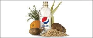 pepsi plant based PET bottle