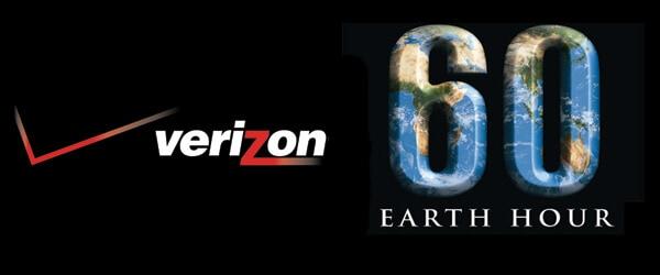 Verizon Earth Hour