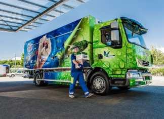 Renault Trucks Nestle
