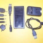 Solar Cellphone Charger